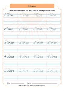Free Cursive Writing Worksheets Pdf Suryascursive Com - Download Kindergarten Free Printable Printable Cursive Writing Worksheets Pdf Pics